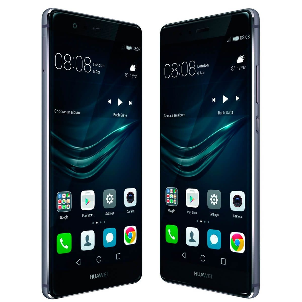 huawei p9 caracteristicas 32gb gris titanio. Black Bedroom Furniture Sets. Home Design Ideas