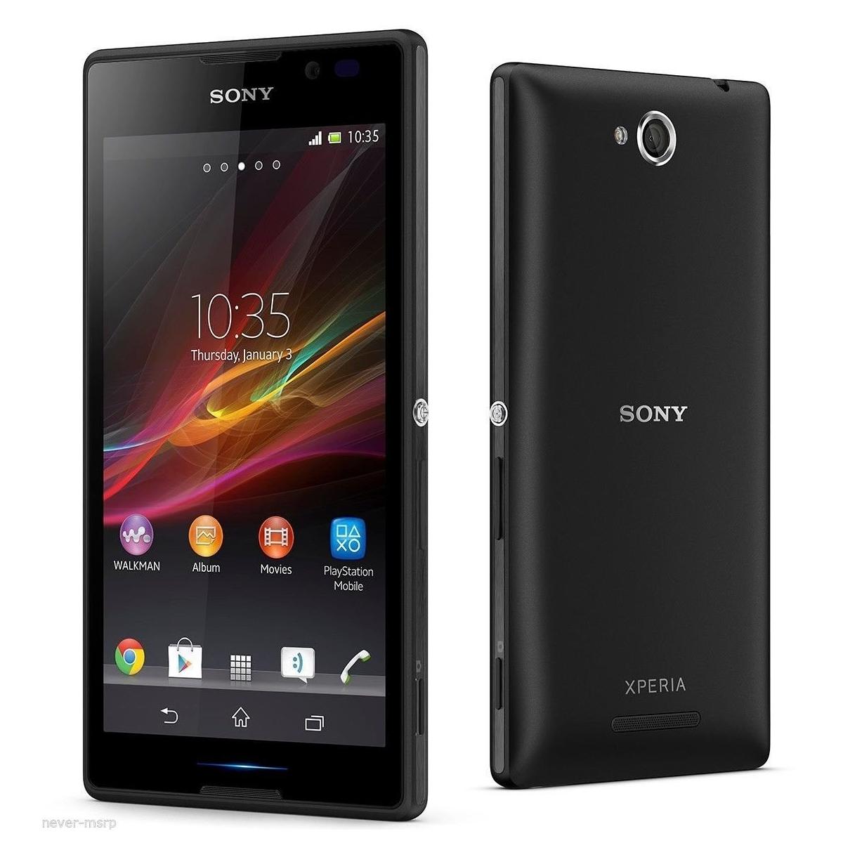 Sony Xperia C Dual Sim