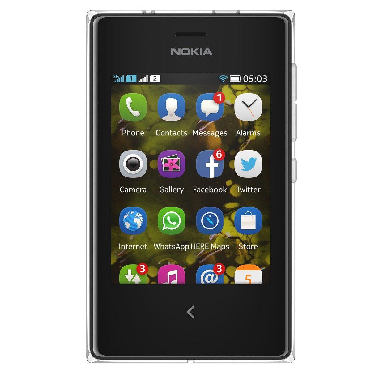 Nokia Asha 503 Single SIM