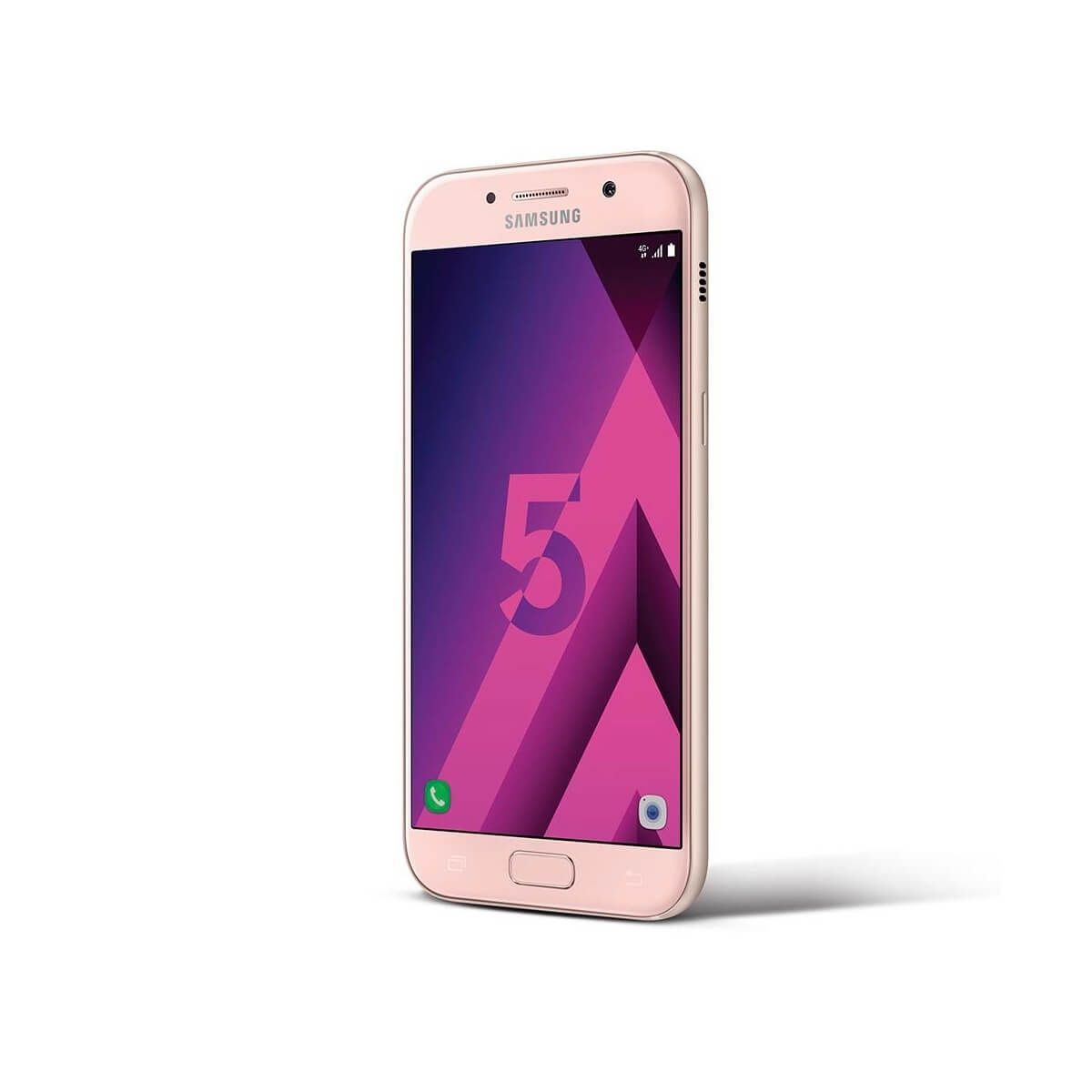 samsung galaxy a5 2017 caracteristicas 32gb rose gold. Black Bedroom Furniture Sets. Home Design Ideas