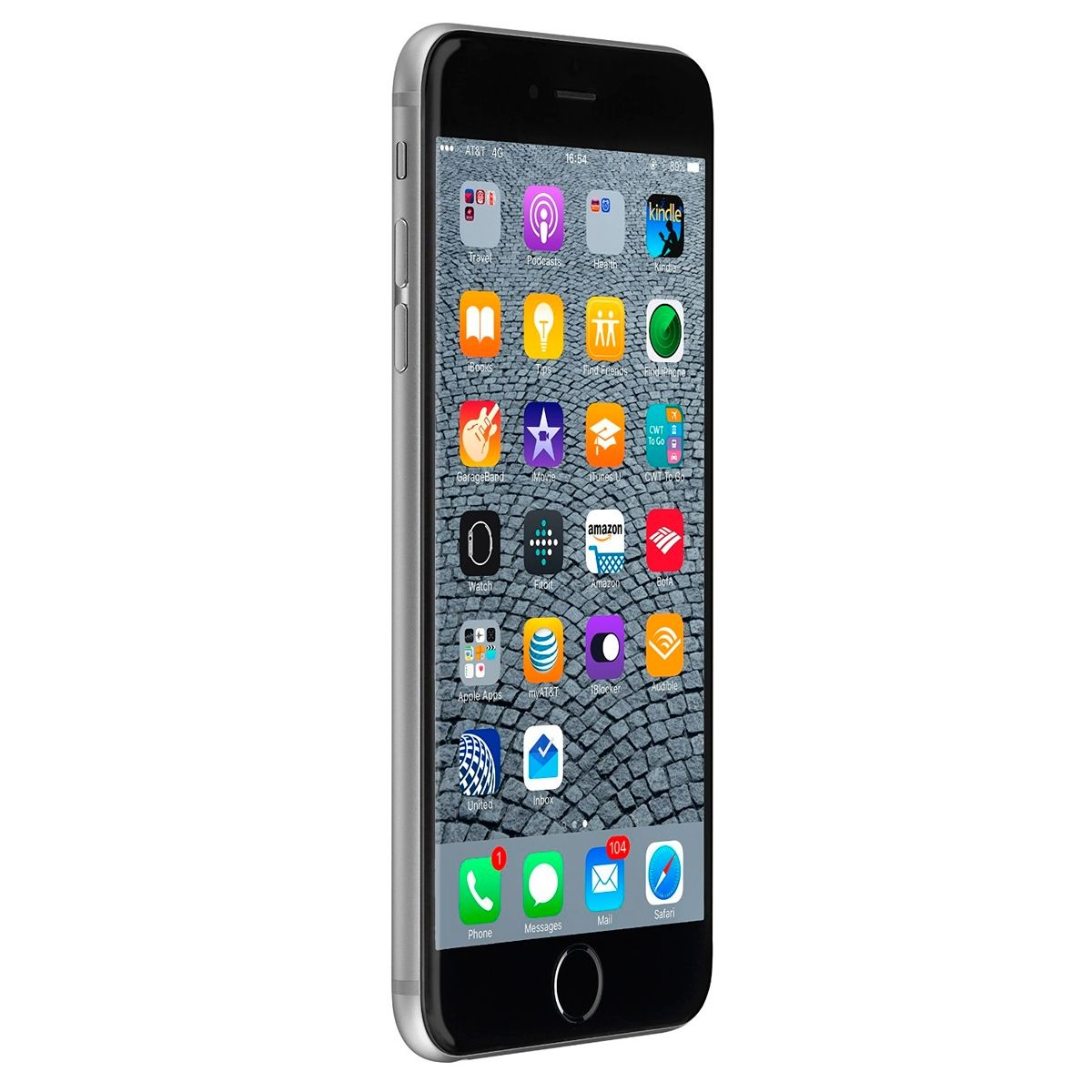 iphone 6s plus 16gb caracter sticas space gray. Black Bedroom Furniture Sets. Home Design Ideas