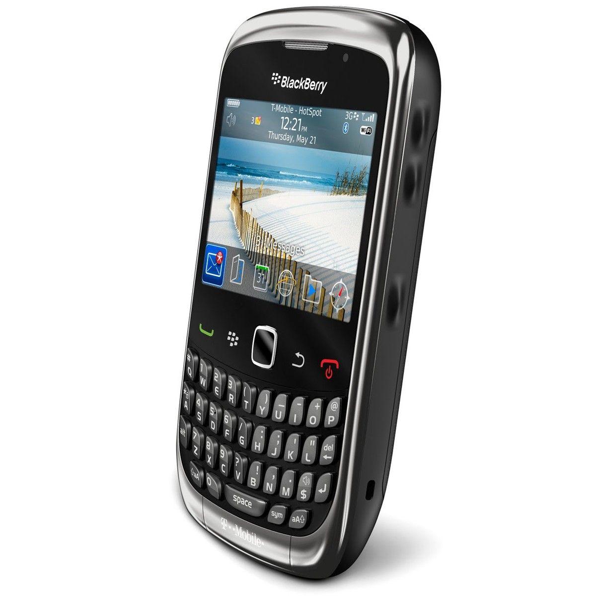 BlackBerry Curve 3G 9300 : Caracteristicas y especificaciones