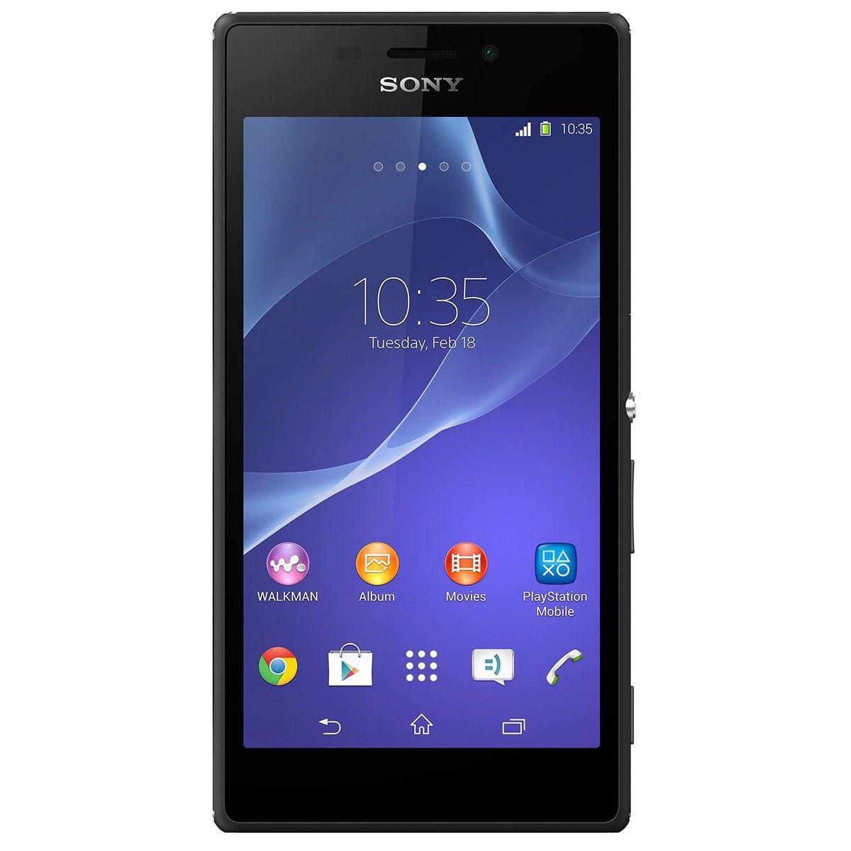 Sony Xperia M Dual Sim