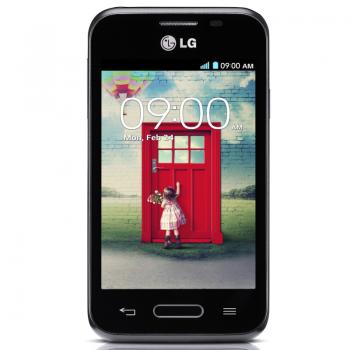 LG L40  - Negro