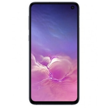 Samsung Galaxy S10e 128 GB - Negro