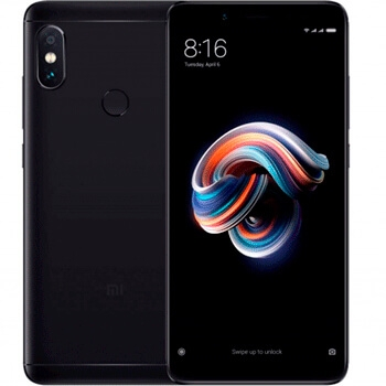 Xiaomi Redmi Note 5 SD636 China